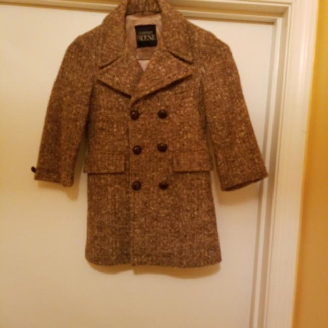 Item - Brown Tweed (Classic 4). Never Worn Coat Size OS (one size)