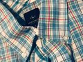 Tailorbyrd Blue Mens Short Sleeve Nectarine Sport Shirt Button-down Top Size 12 (L) Tailorbyrd Blue Mens Short Sleeve Nectarine Sport Shirt Button-down Top Size 12 (L) Image 8