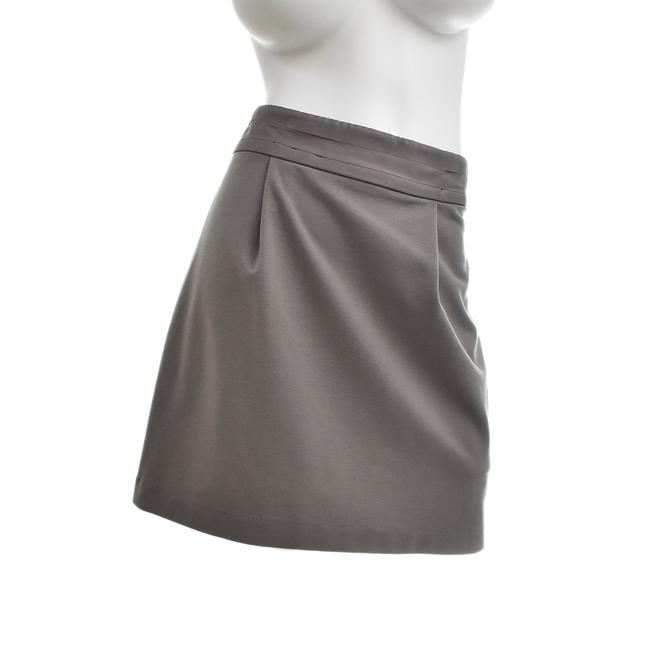 Item - Brown Grey Knit Skirt Size 8 (M, 29, 30)