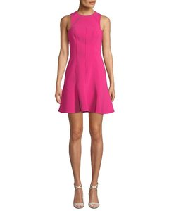 LIKELY short dress pink on Tradesy
