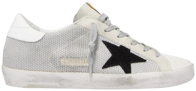 Item - Off-white White Black Superstar Sneakers Size EU 40 (Approx. US 10) Regular (M, B)