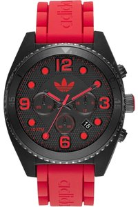 adidas ADH2928 Male Sports Watch Black Analog