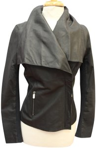 Cartonnier Leather Jacket