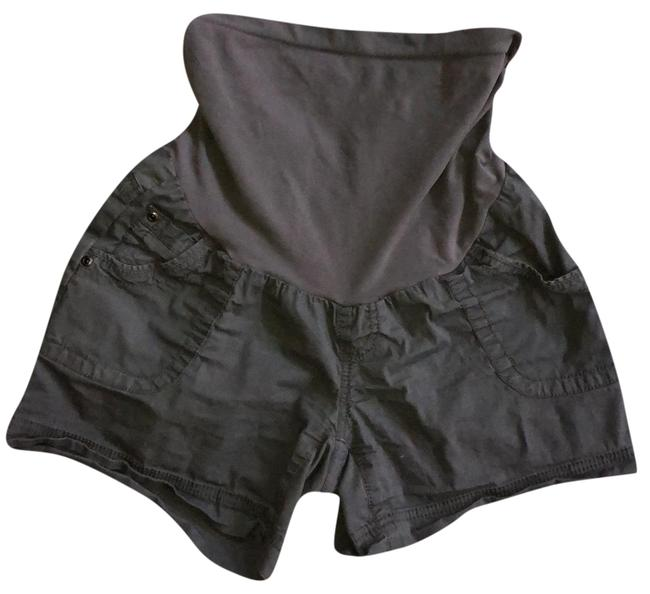 Item - Gray Comfortable Maternity Bottoms Size 4 (S)