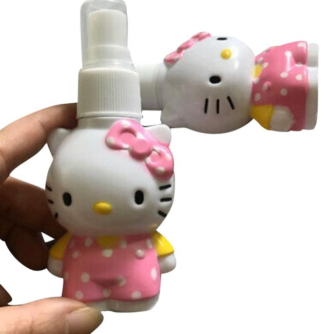 Item - Pink 2 Pcs. Sets Cosmetic Travel Spray Bottles
