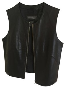 Banana Republic Leather Vest