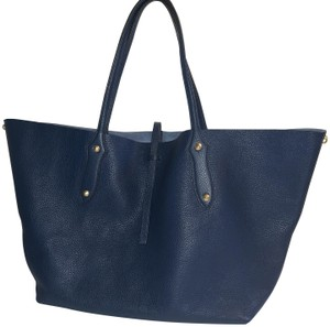 Annabel Ingall Large Isabella Tote in blue