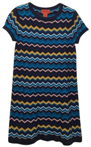 Missoni for Target short dress Multi-Color on Tradesy