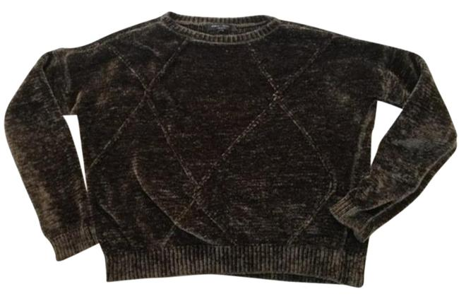 Item - Chenille Brown Sweater