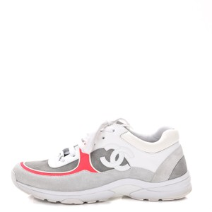 Pink Chanel Sneakers Up to 90% off at