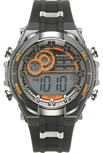 Armitron Armitron 8188GMG Male Sport Watch Grey Digital