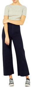 Creatures of Comfort Wide Leg Pants Blue