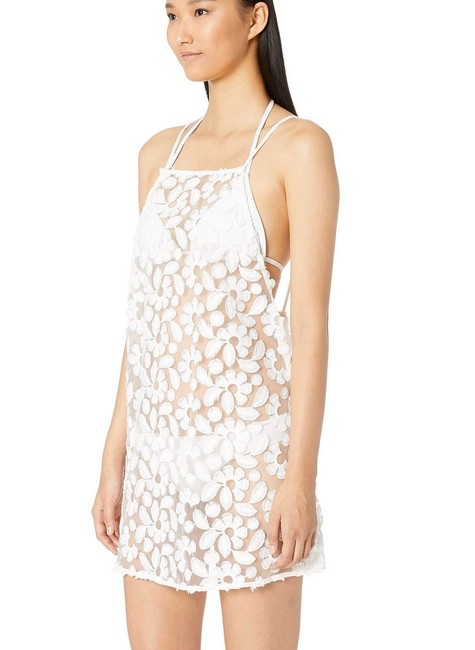 Item - White Lace Cover-up/Sarong Size 8 (M)