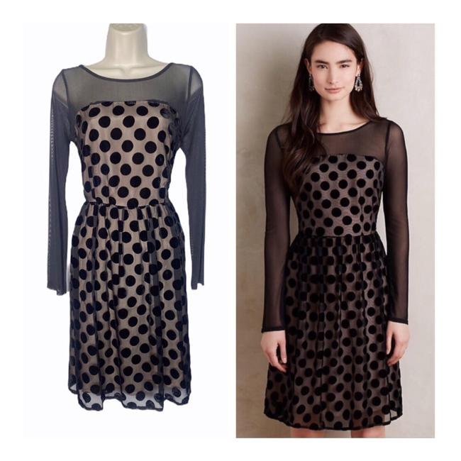 Item - Black Brooklyn Sunday In Mid-length Night Out Dress Size 6 (S)