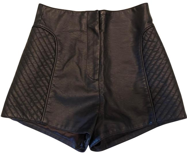 French Connection Black Jetson Shorts Size 4 (S, 27) French Connection Black Jetson Shorts Size 4 (S, 27) Image 1