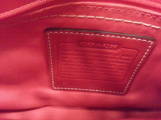 Coach Purse Madeline Purse Purse Coral Purse Shoulder Bag
