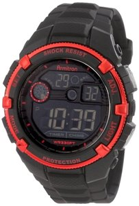 Armitron Armitron Male Sport Watch 8240RED Black Digital