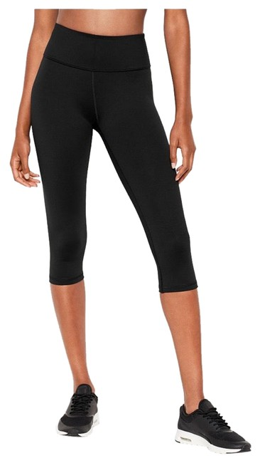 Item - Black Knockout Activewear Bottoms Size 8 (M)