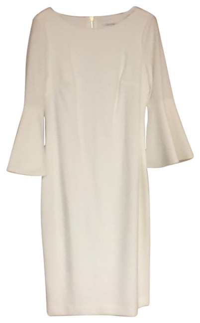 Item - White Cd8c133e Mid-length Night Out Dress Size 8 (M)