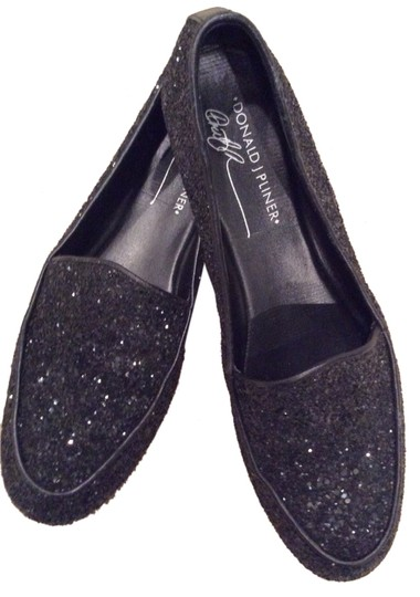 Preload https://item2.tradesy.com/images/donald-j-pliner-black-sparkle-fabric-denny-s1-flats-size-us-9-narrow-aa-n-2716171-0-0.jpg?width=440&height=440
