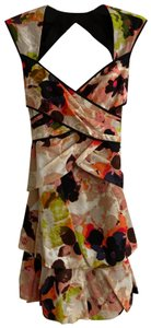 Jessica Simpson short dress multi on Tradesy