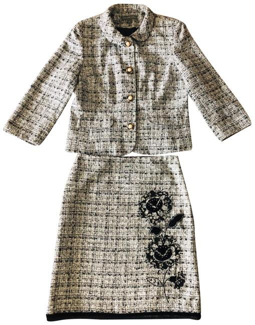 Item - Gray Chic - Jacket 12 - 8 Skirt Suit Size OS (one size)