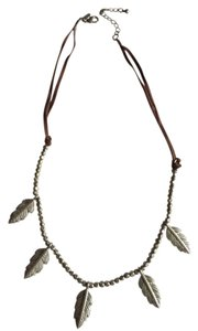 American Eagle Outfitters Leaf Necklace