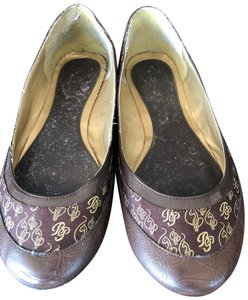 Baby Phat Brown Flats