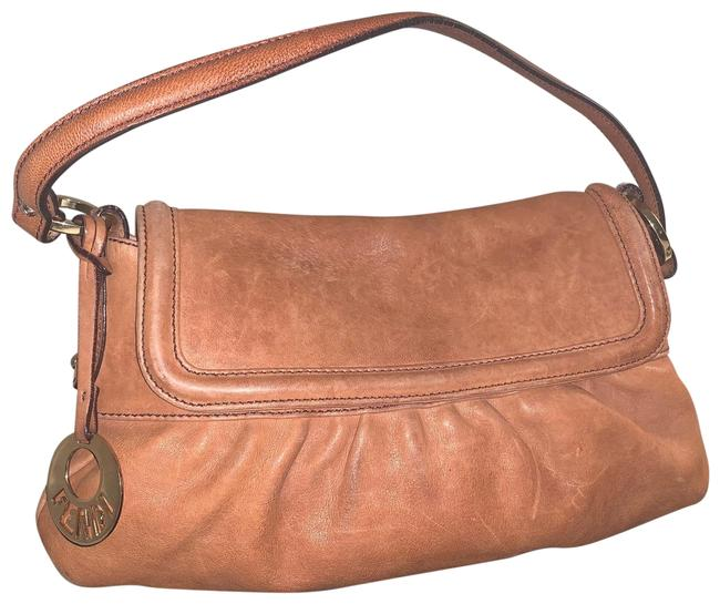 Item - Chef Camel Nappa Leather Baguette