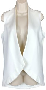 Blaque Label Fashion Lagenlook Sleeveless Open Front Boutique Vest