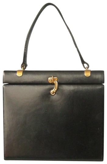 Preload https://img-static.tradesy.com/item/27165778/bienen-davis-vintage-black-leather-weekendtravel-bag-0-2-540-540.jpg