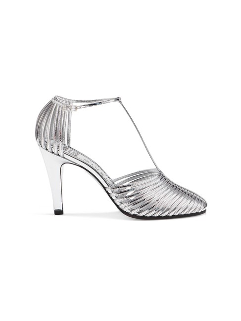 Givenchy Silver Spk Sandals Size EU 37 (Approx. US 7) Regular (M, B) Givenchy Silver Spk Sandals Size EU 37 (Approx. US 7) Regular (M, B) Image 1
