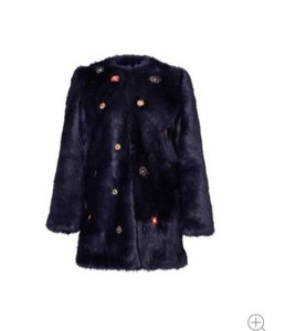 SALONI Fur Coat