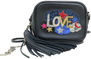 Saint Laurent Ysl Mini Blogger Love Cross Body Bag
