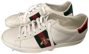 Gucci White 431942 A38g0 9064 Sneakers