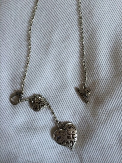 American Eagle Outfitters Heart Toggle Necklace