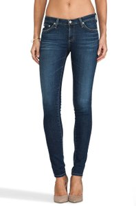 AG Adriano Goldschmied Jeggings-Distressed
