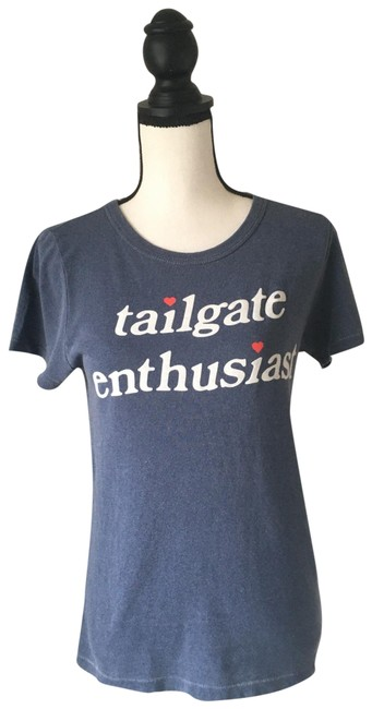 Item - Tailgate Enthusiast / Small Tee Shirt Size 4 (S)