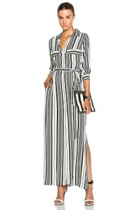 striped Maxi Dress by L'Agence
