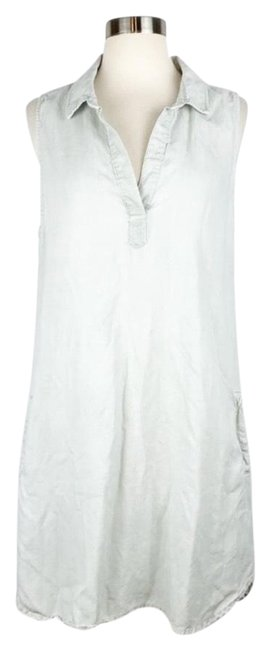 Preload https://img-static.tradesy.com/item/27169189/anthropologie-blue-cloth-stone-denim-sleeveless-mid-length-short-casual-dress-size-8-m-0-1-650-650.jpg