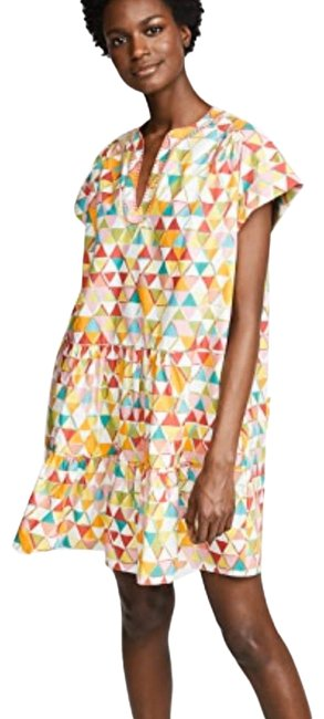 Item - Multicolor Ashley Short Casual Dress Size 2 (XS)