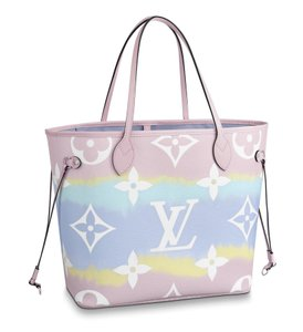 Louis Vuitton Classic Tote Shopper Shopping Leather Shoulder Bag