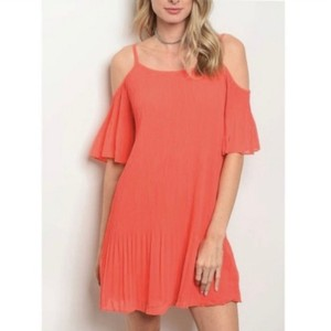 Do & Be short dress Bright Orange on Tradesy