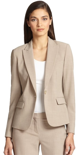 Preload https://item5.tradesy.com/images/theory-theory-beige-pant-suit-2717104-0-0.jpg?width=400&height=650