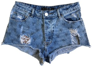 Animale Denim Shorts