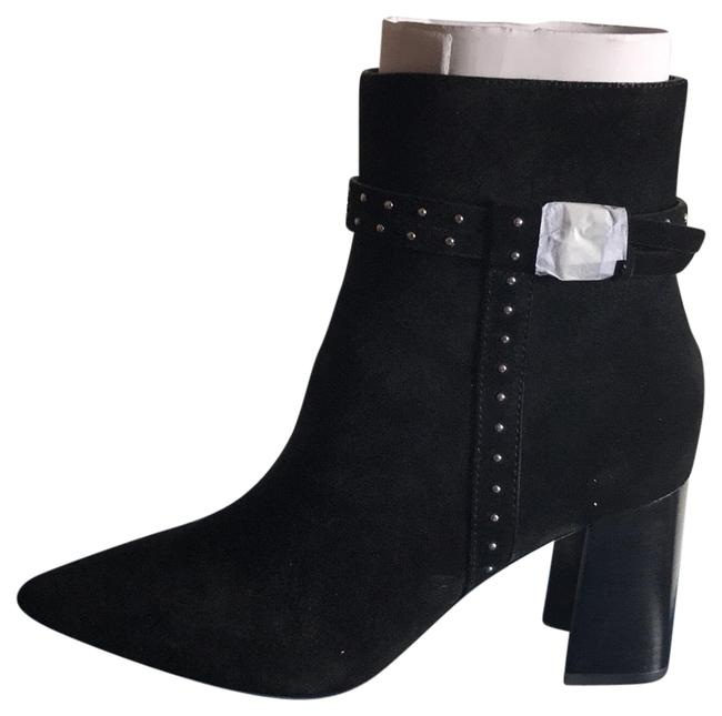 Item - Black with Silver Studs Celia Boots/Booties Size US 7.5 Regular (M, B)
