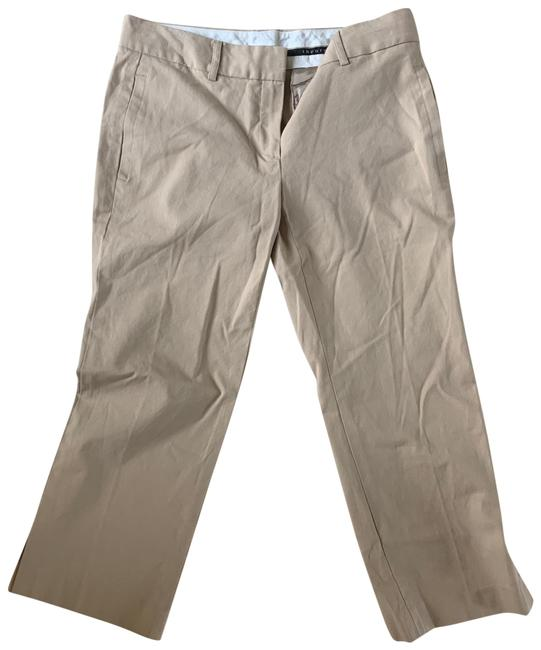 Item - Beige and Khaki Like New Trousers Capris Size 4 (S, 27)