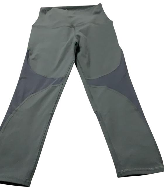 Item - Light Grey/Blue Activewear Bottoms Size 4 (S)