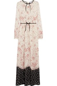 blue Maxi Dress by RED Valentino