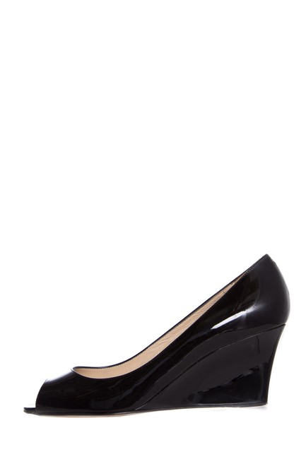 Item - Black Wedges Size EU 39.5 (Approx. US 9.5) Regular (M, B)